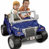 Electric Cars For Kids - Power Wheels Jeep Rubicon