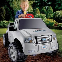 Electric Cars For Kids - Power Wheels F150