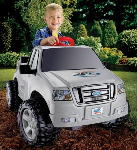 electric cars for kids power wheels f150