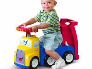 Baby Scooters - Little Tikes Handle Haulers Haul & Ride