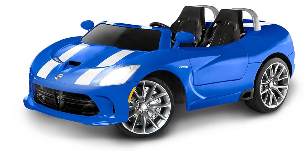 Kid Trax Dodge Viper SRT